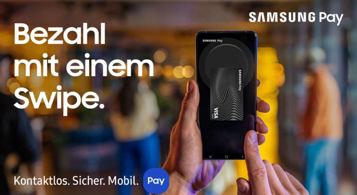 Samsung Pay Deutschland