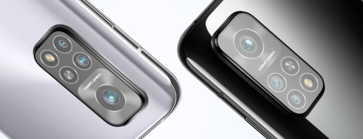 Xiaomi Mi 10t Kamera