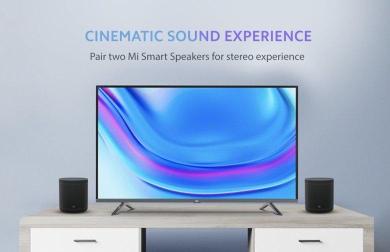 Xiaomi Mi Smart Speaker Stereo