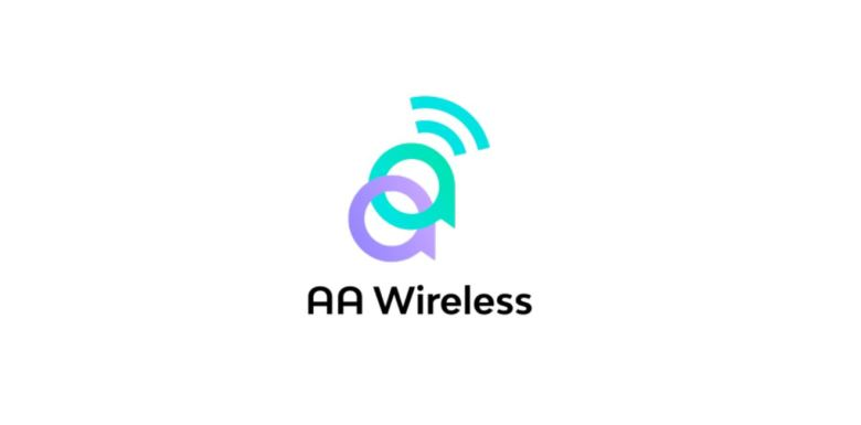 Aa Wireless Logo