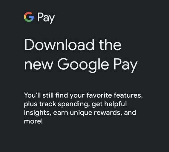 Download The New Google Pay