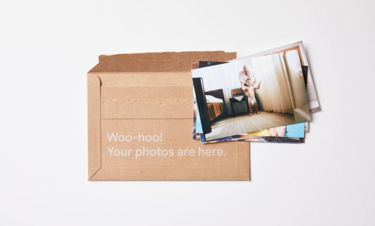 Google Fotos Premium Druckserie