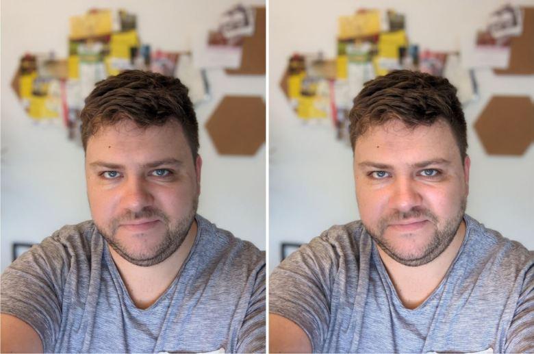 Google Pixel Porträtbeleuchtung (2)