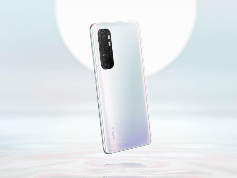 Xiaomi Mi Note 10 Lite Weiß