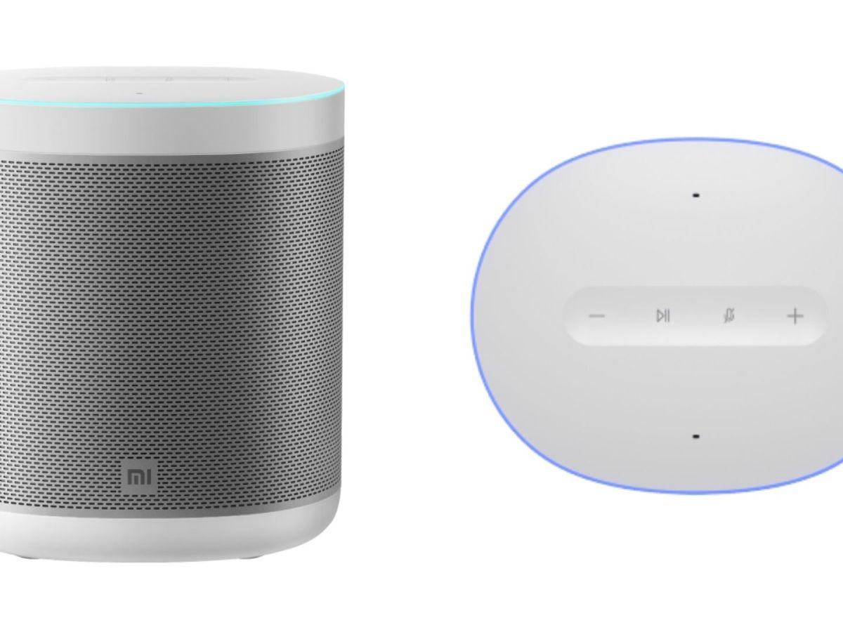 Xiaomi Mi Smart Speaker White Header