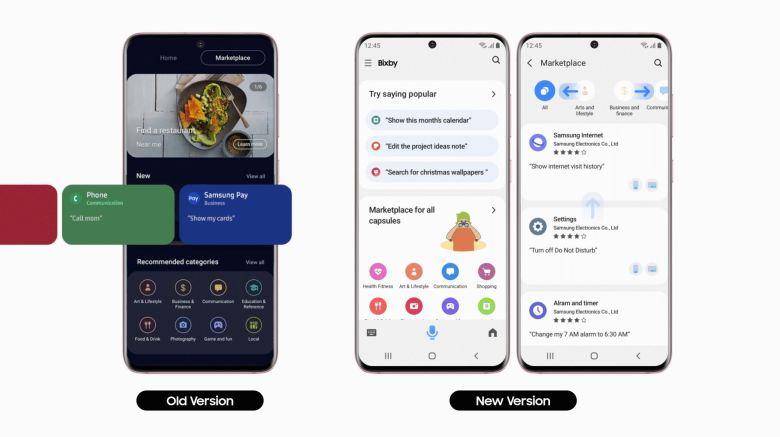 Bixby Update November 2020