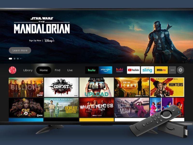 Amazon Fire Tv Neu Dezember 2020