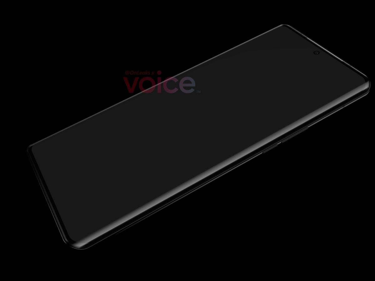 Huawei P50 Pro Display