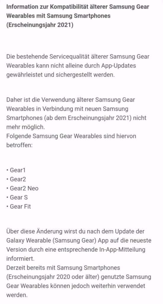 Samsung Gear Compatibiliteit S21 A52 A32 Etc 551x1024