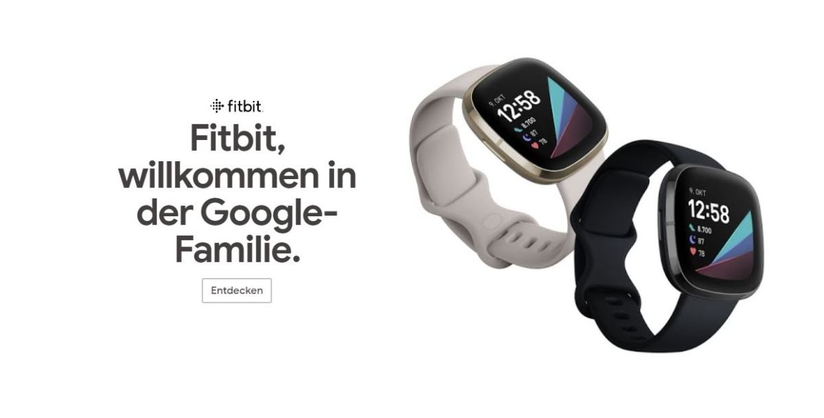 Fitbit Google Store