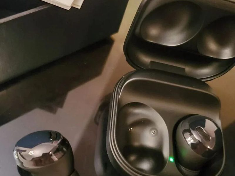 Galaxy Buds Pro Hands On Leak 4