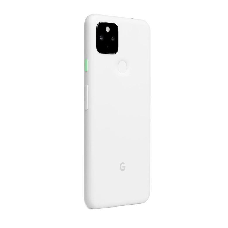 Google Pixel 4a Mit 5g In Weiß 2