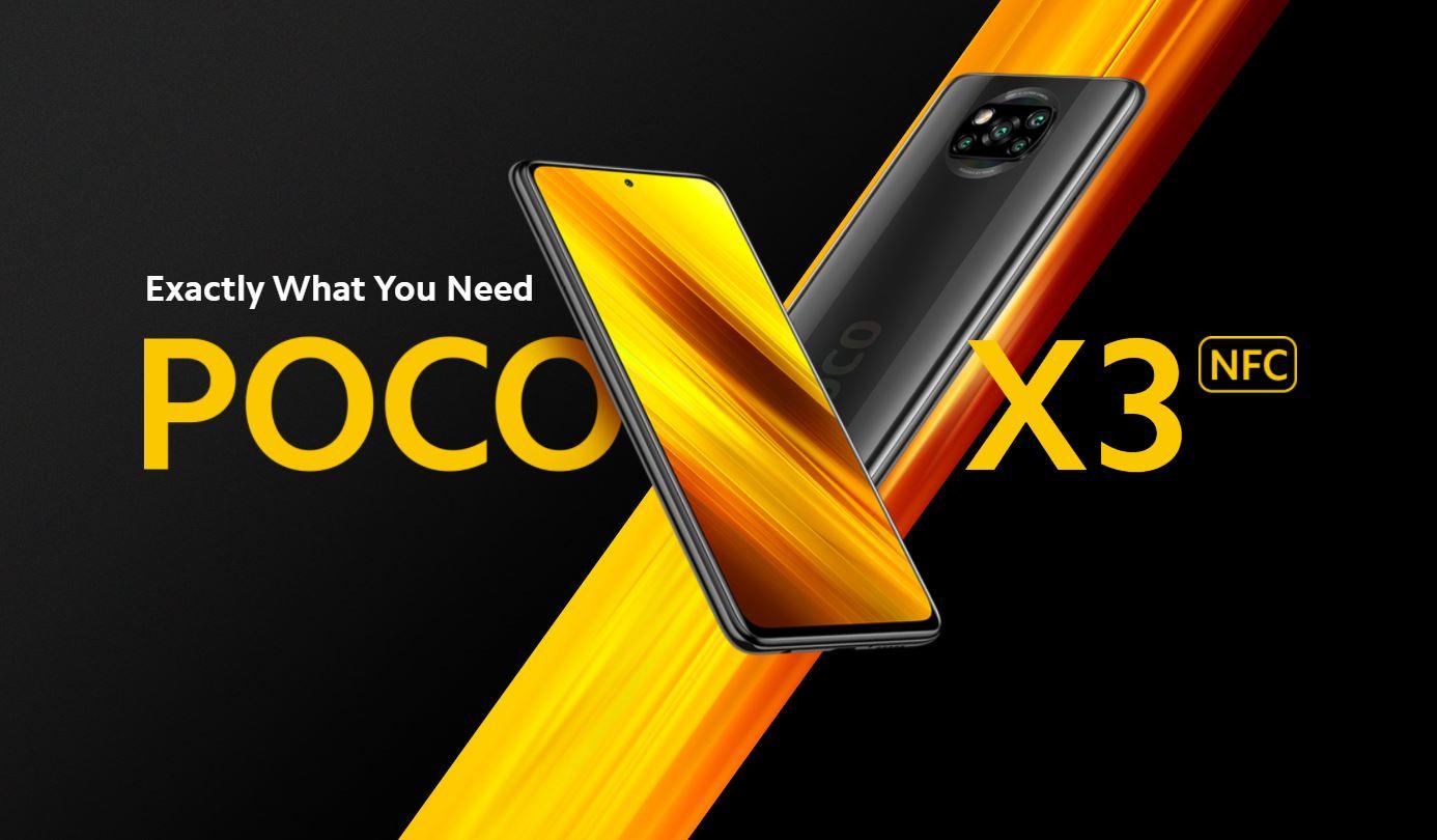 Poco X3