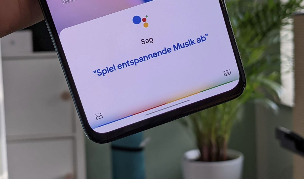 Google Assistant Smartphone Ui Head