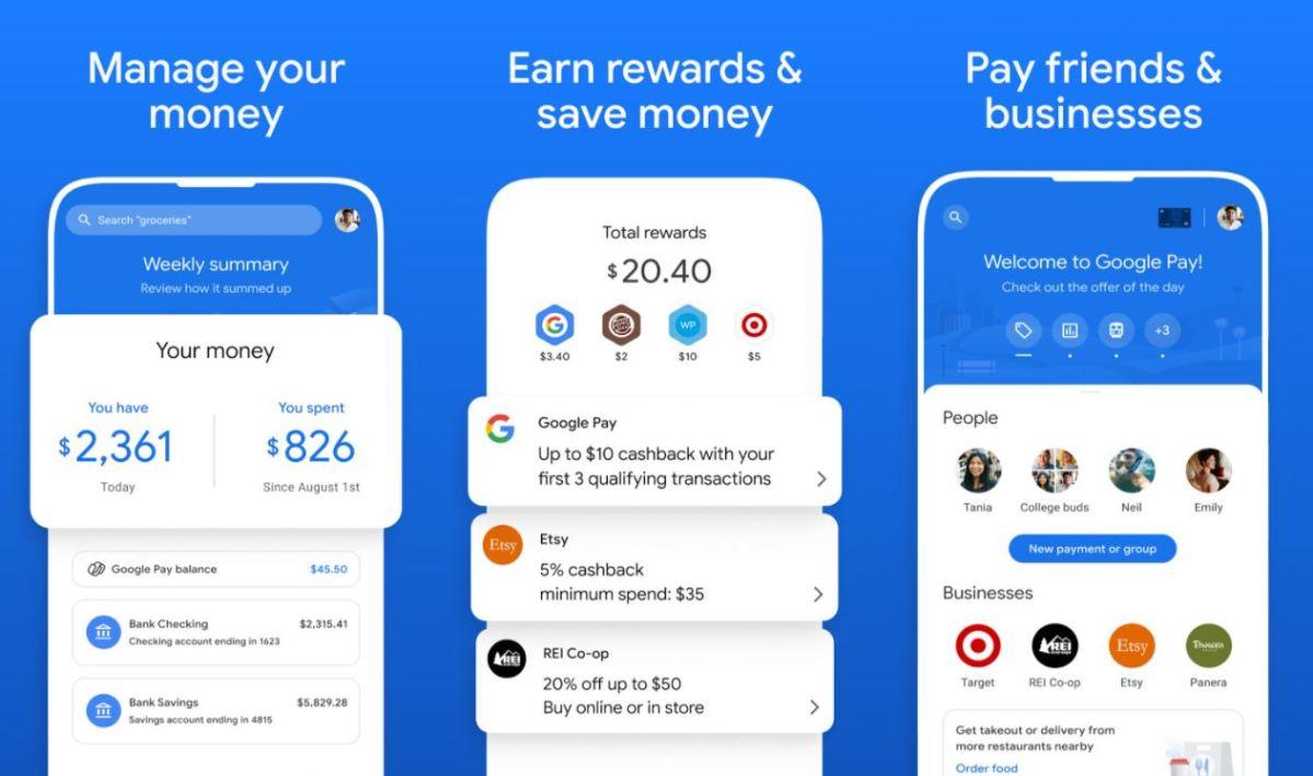 Google Pay Update 2020