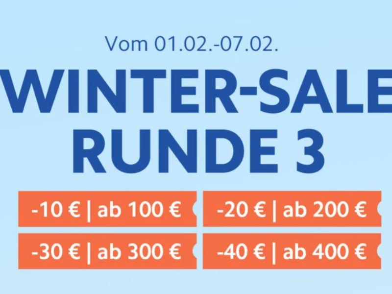 Mi Store Winter Sale Runde 3