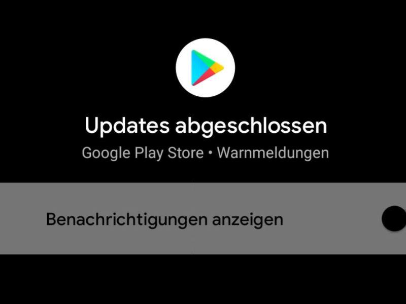 Google Play Store Blockierte Update Benachrichtigungen (1)