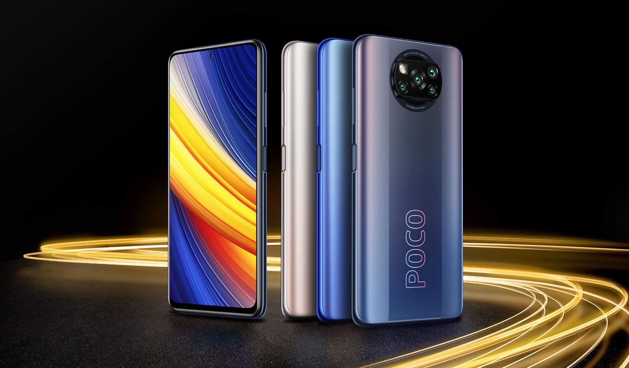 Xiaomi Poco X3 Pro (256 GB) für nur noch 250 Euro bei Amazon