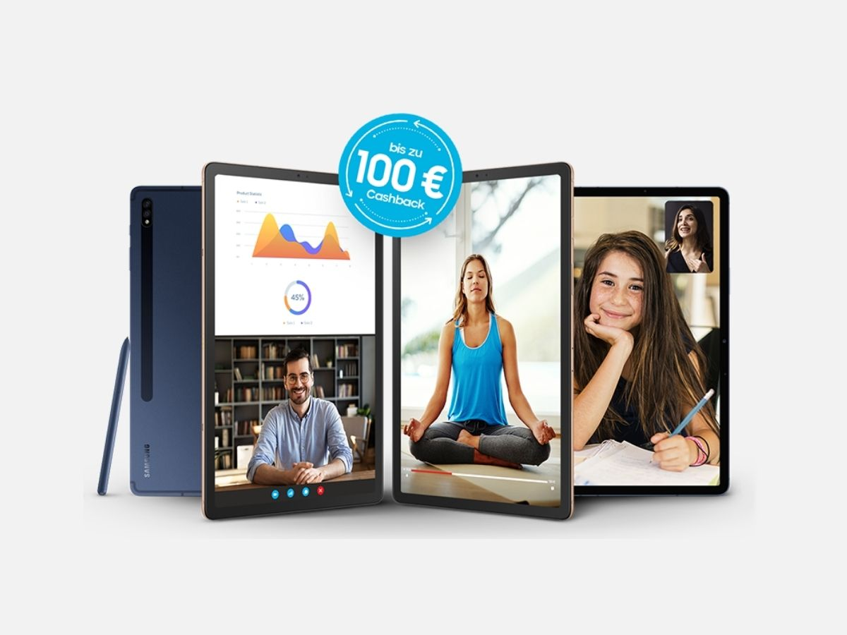 Samsung Galaxy Its Tab Time Header