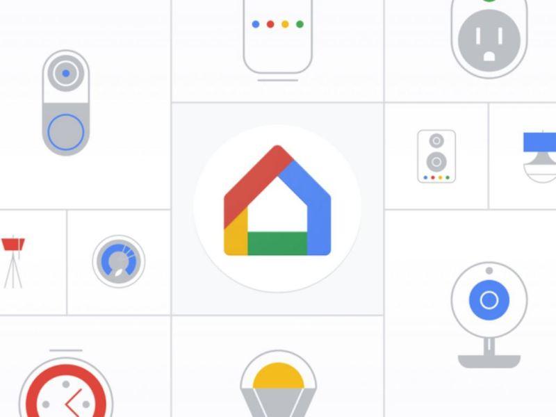 Google Home App Head