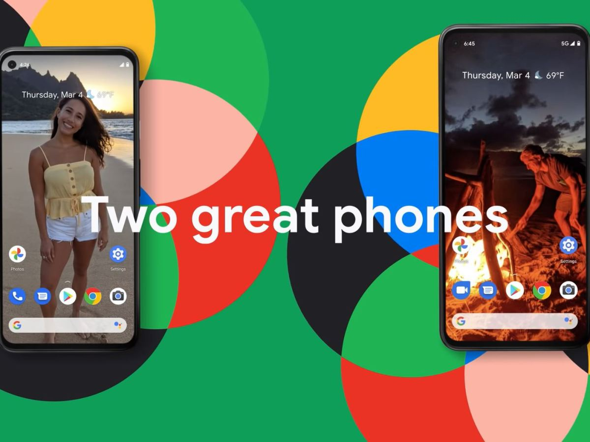 Google Pixel 4a Und 4a 5g