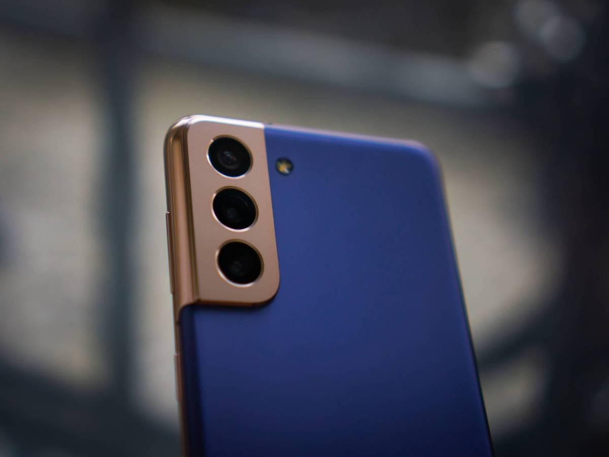 Samsung Galaxy S21 Phantom Violet 2
