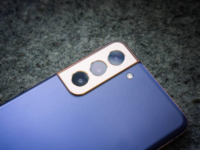 Samsung Galaxy S21 Phantom Violet 3