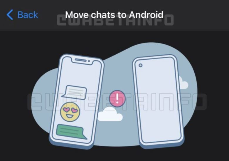 Whatsapp Move Chats To Android Leak