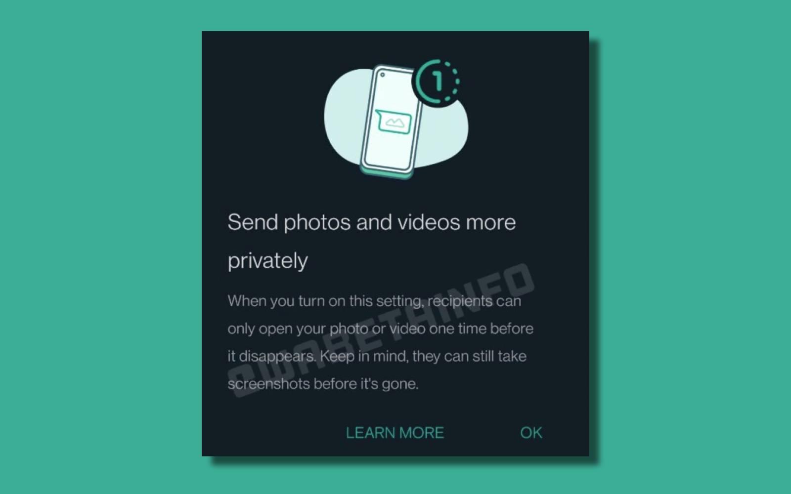 Warum Fotos und Videos aus WhatsApp bald von allein verschwinden – neues Feature unterwegs