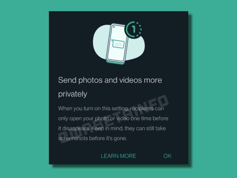 Whatsapp Selbstlöschende Medien Leak