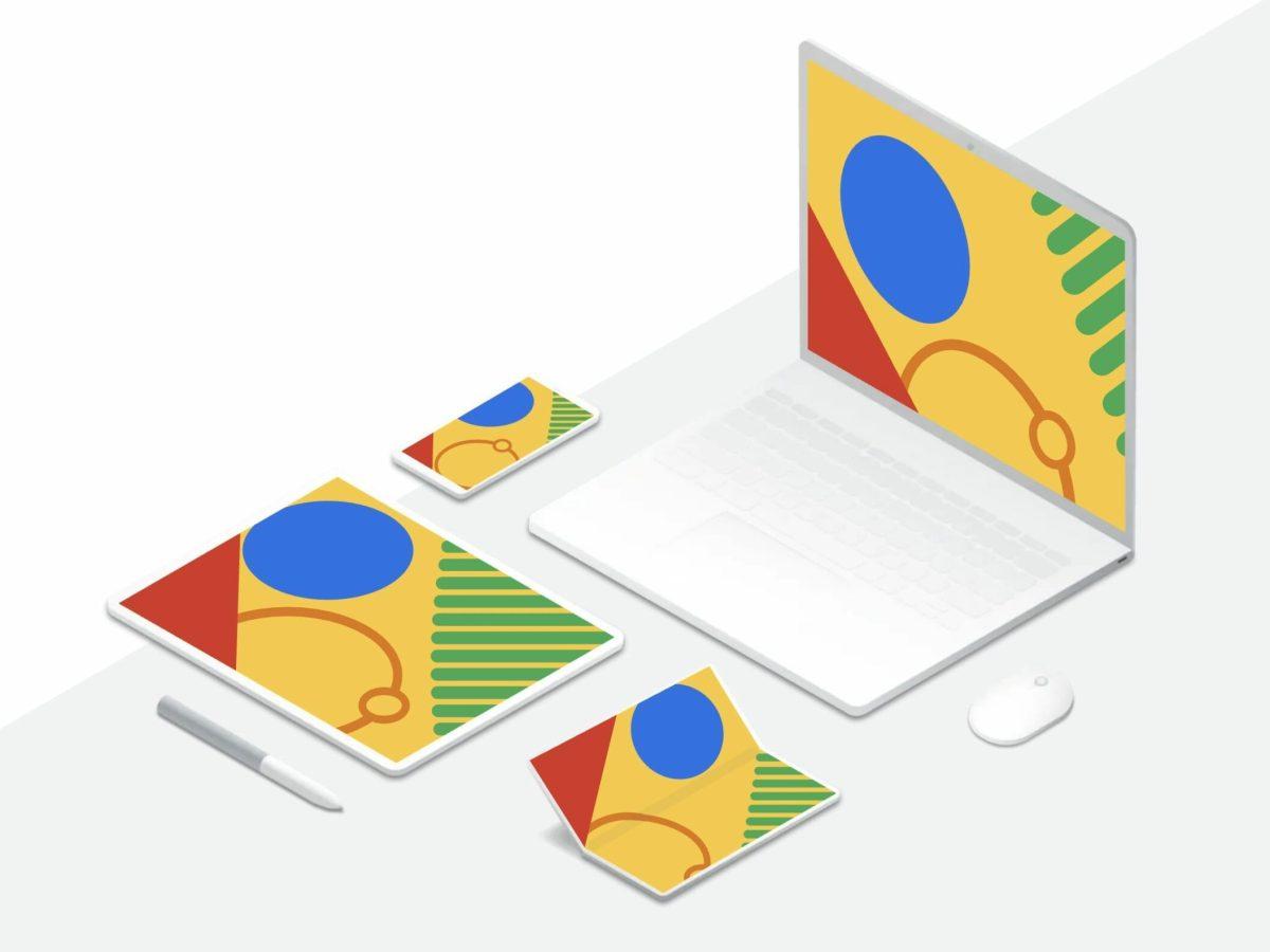 Chrome Os Chromebook Head