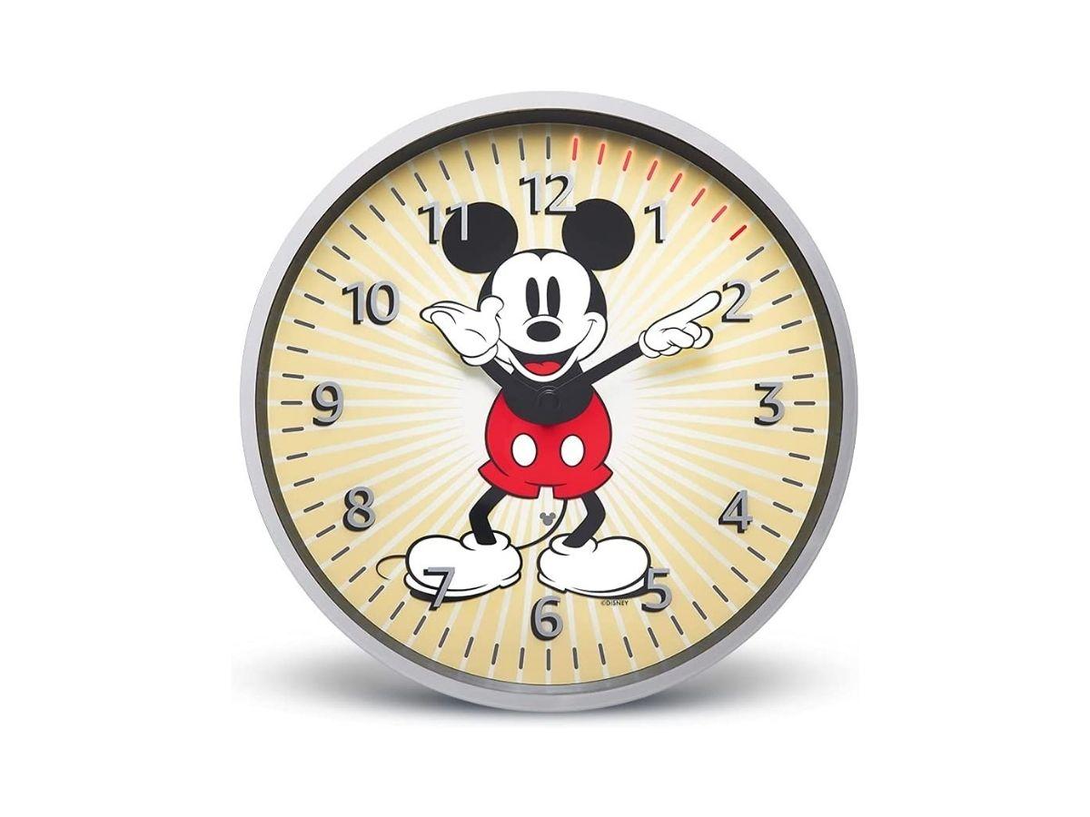 Micky Maus: Disney-Sonderedition von Amazons smarter Wanduhr kostet extra