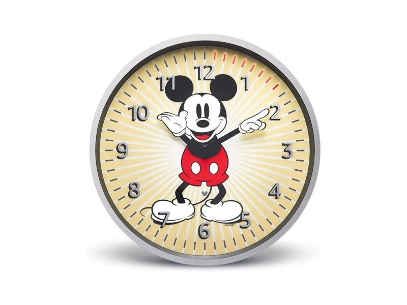 Disney Micky Maus Amazon Echo Wall Clock