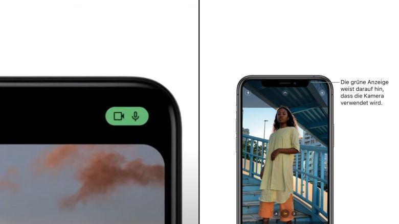 Google Io 2021 Android 12 Mikrofon Kamera Zugriff