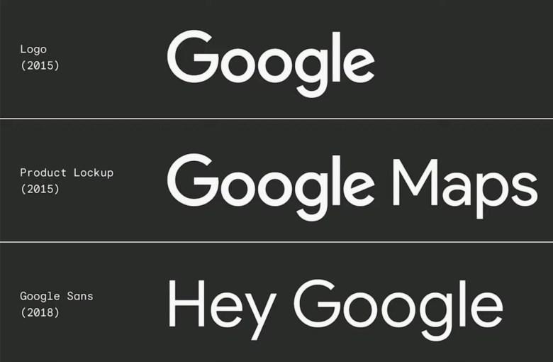 Google Logos Schritarten 2015 2021 Mit Datum