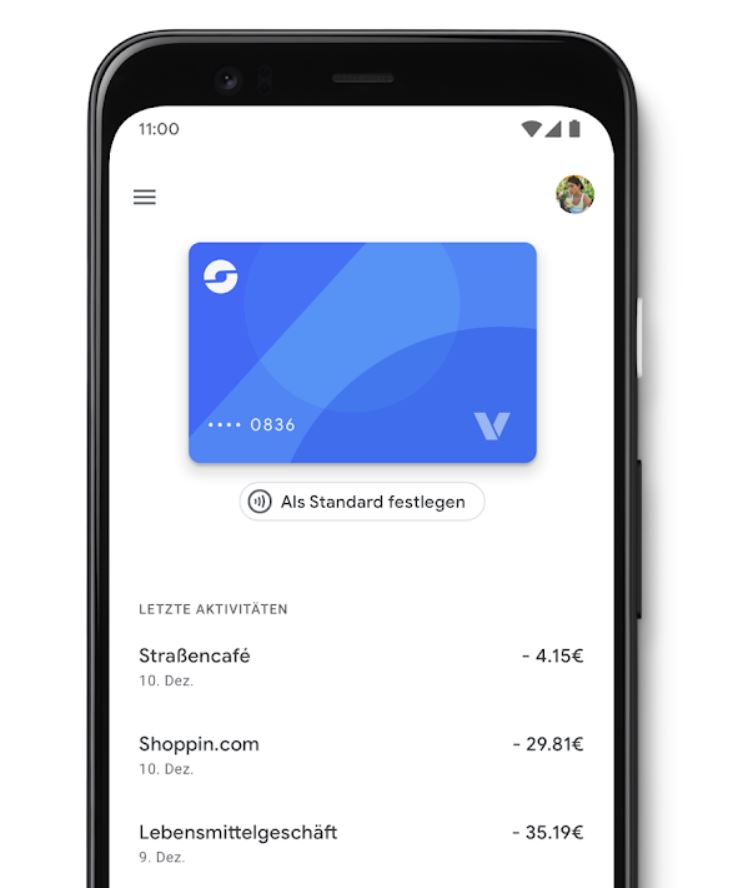 Google Pay Transaktionen Google Play Store