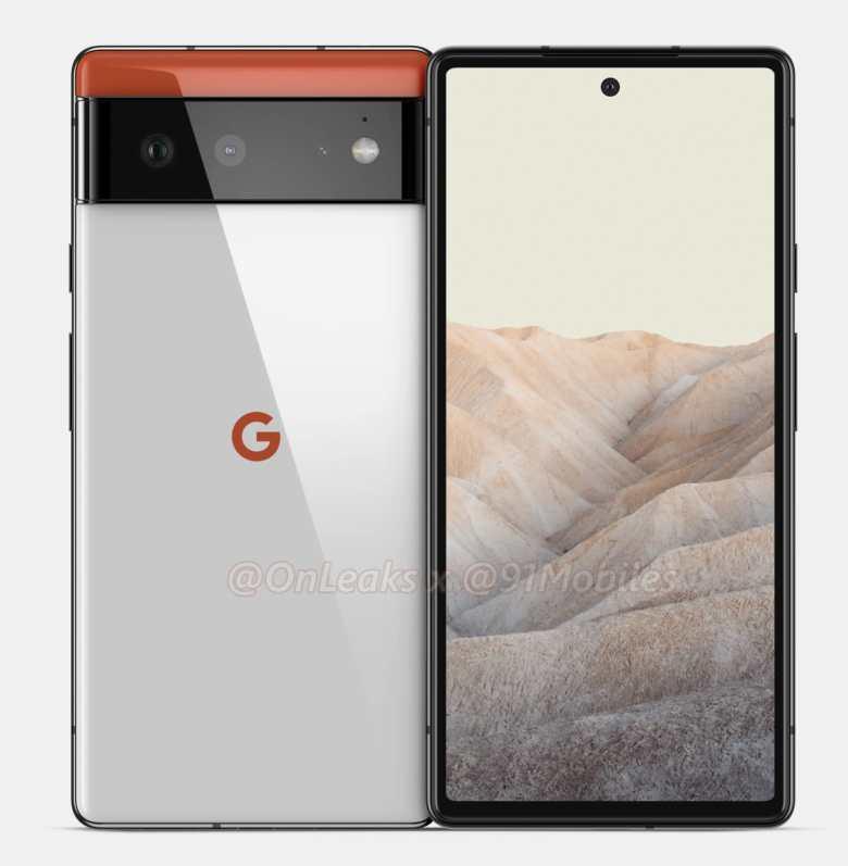 Google Pixel 6 Leak 4