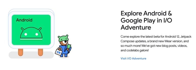 Google Webseite Teaser Wear Google Play In Io
