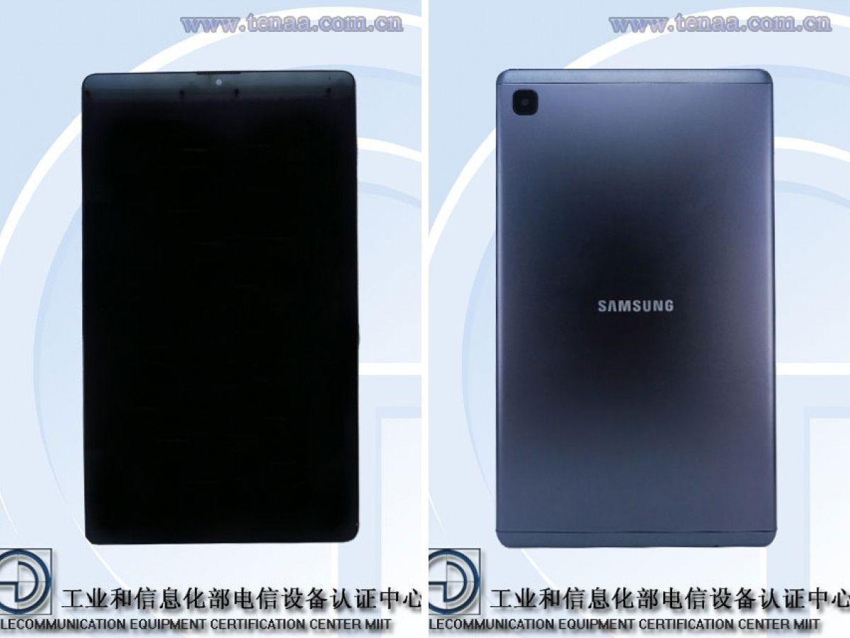 Samsung Galaxy Tab A7 Lite Tenaa