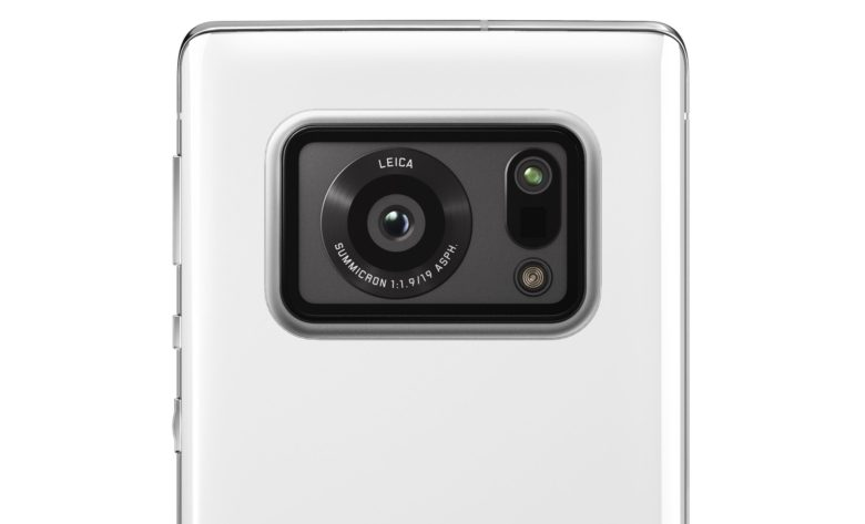 Sharp R6 Kamera