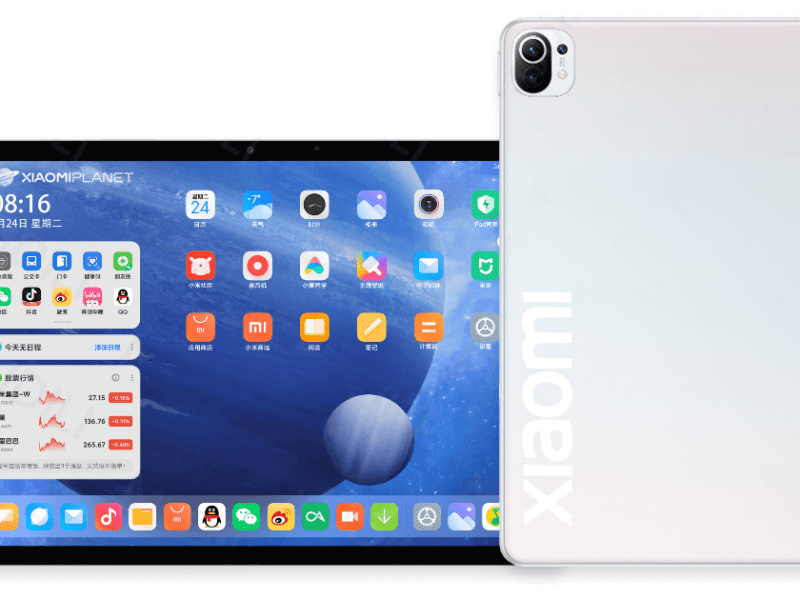 Xiaomi Mi Pad 5 Cover Xiaomiplanets