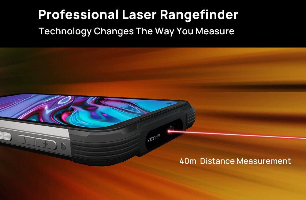 Doogee S97 Pro Laser Abstand Messer Smartphone