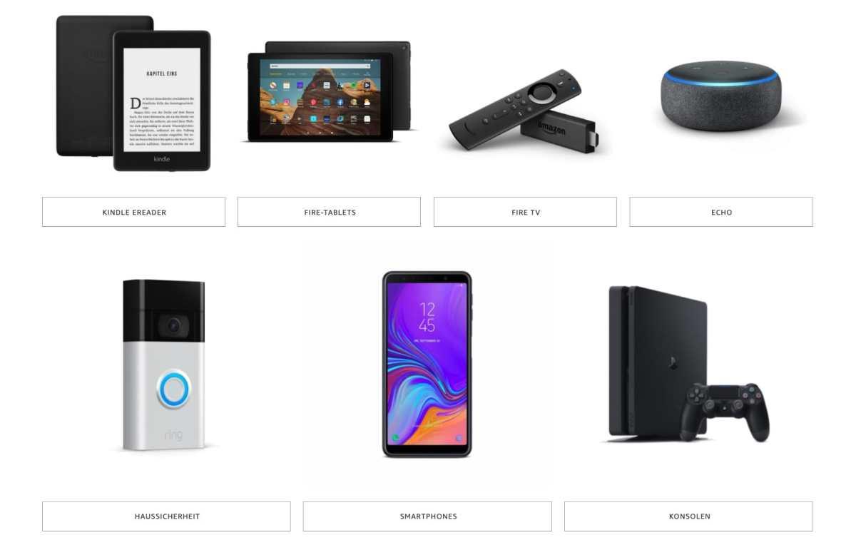 Amazon Trade In Mit Smartphones