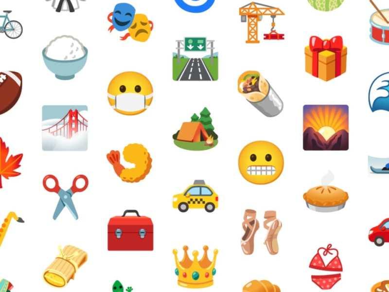 Android 12 Emoji Update