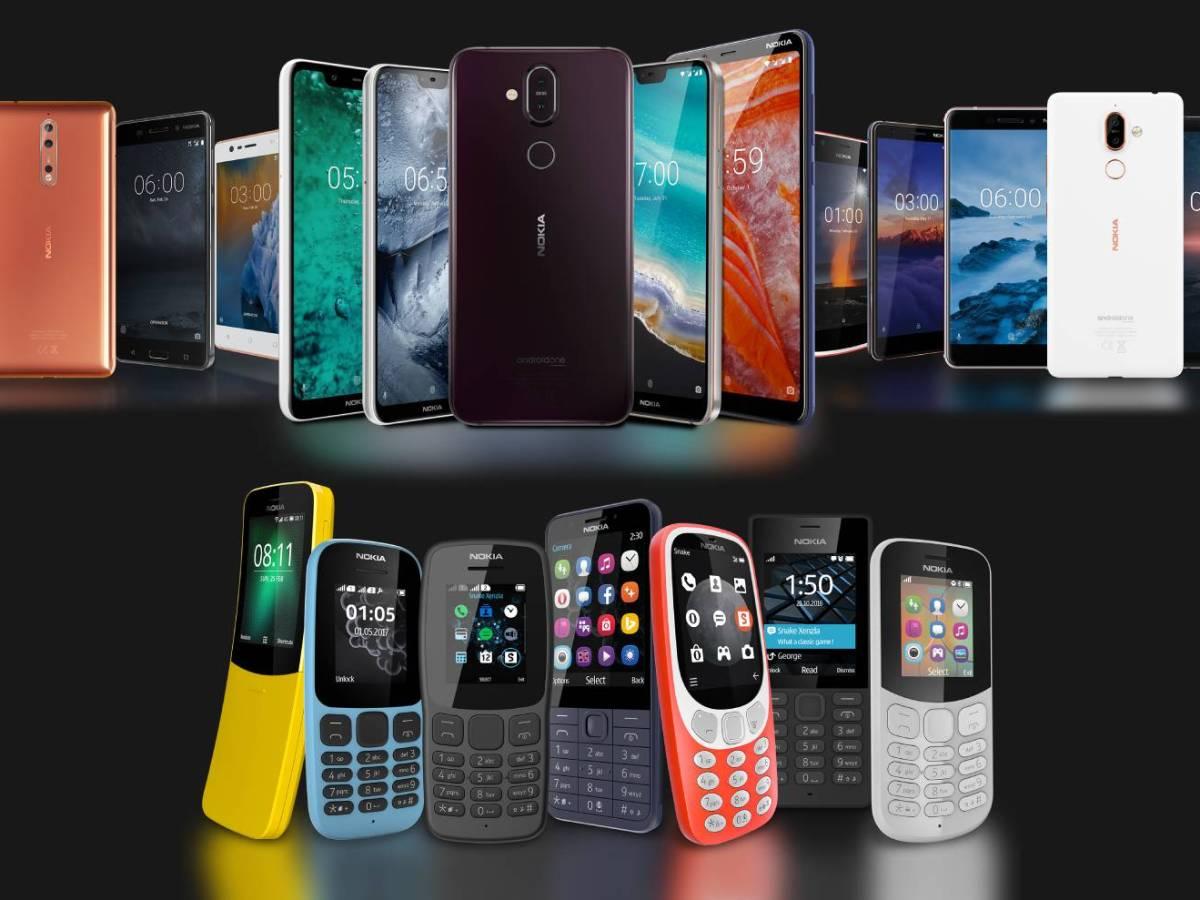 Hmd Global Nokia Smartphone Range