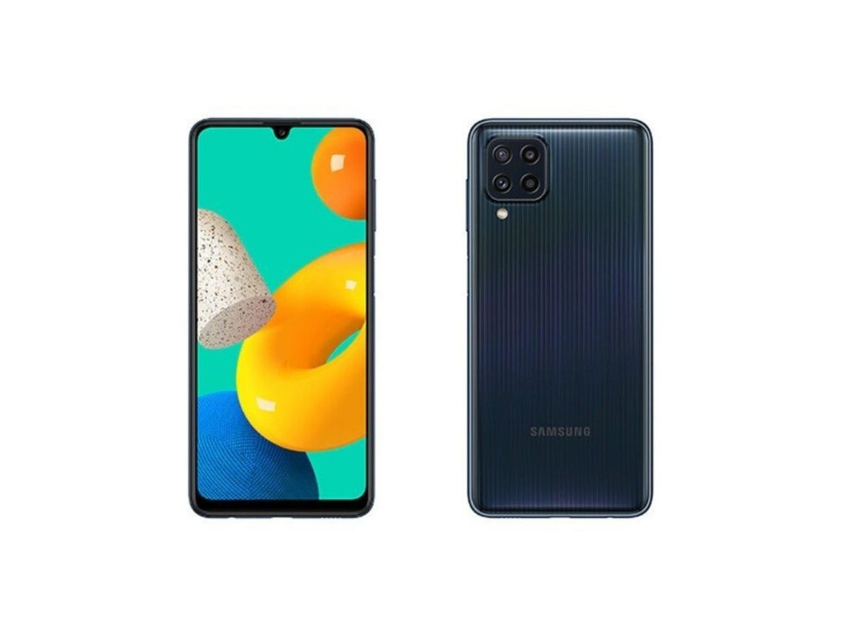 Samsung Galaxy M32 Vorne Hinten