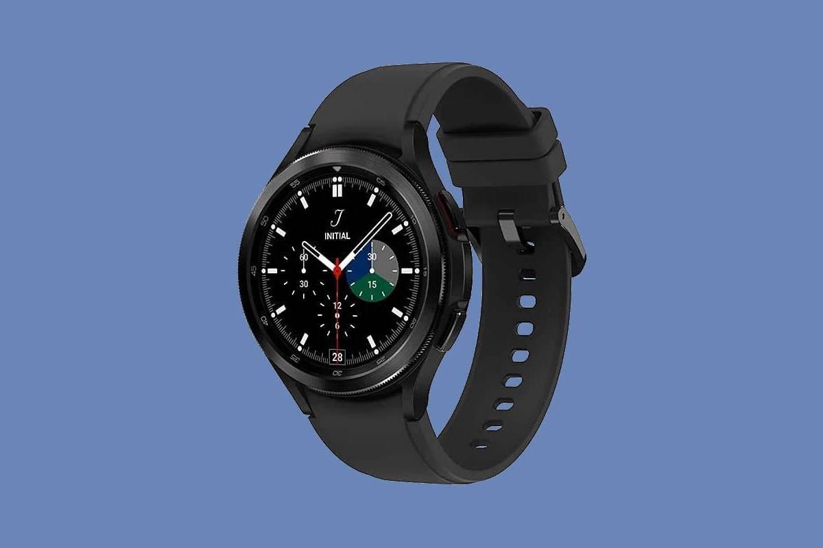 Samsung Galaxy Watch 4 Leak Head