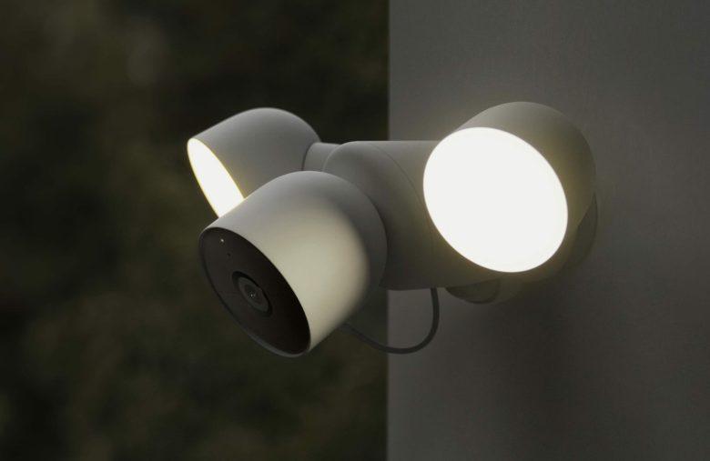 Nest Cam Mit Flutlicht