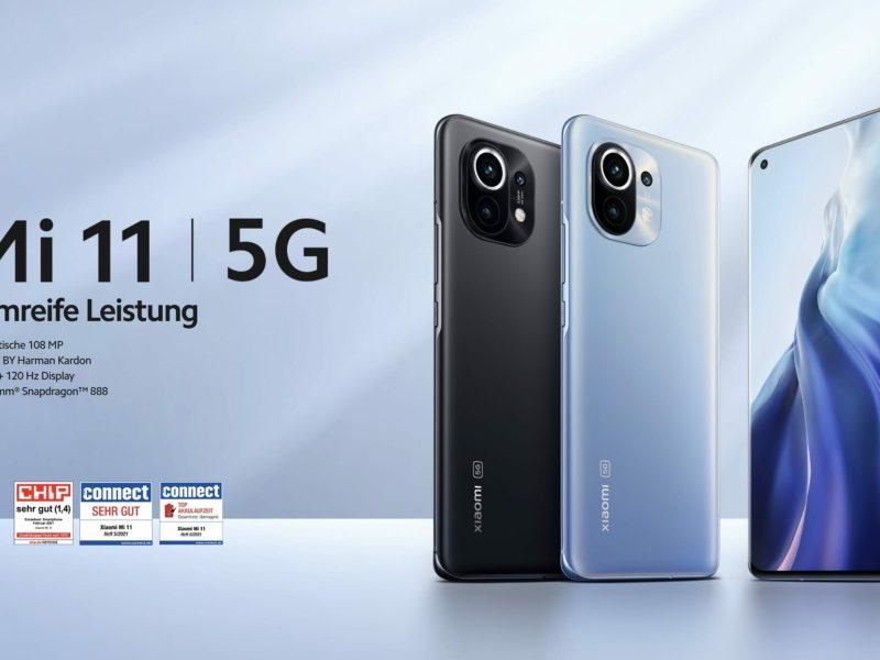 Xiaomi Mi 11 5g Head