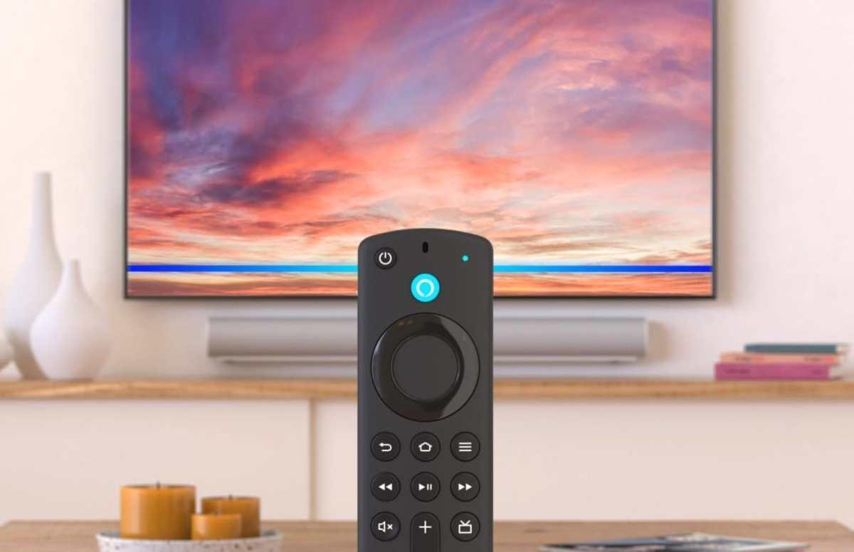 Amazon Fire Tv Stick 4k Max Fernbedienung